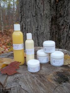 Produits cosmétiques bio-artisanal